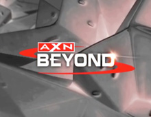 AXN Beyond Channel Bumpers