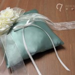 Sage Ring Pillow